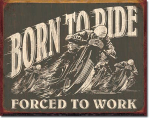 Born to Ride - 1885