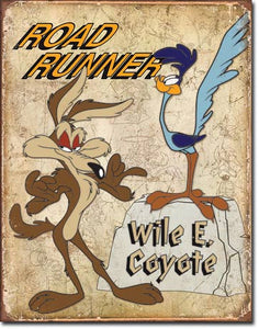Road Runner & Wyle E Coyote - 1888