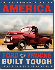 Ford Trucks Built Tough - 1909