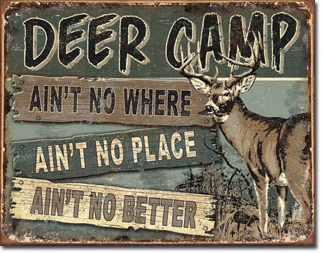 JQ - Deer Camp - 1983