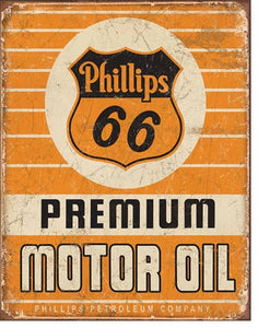 Phillips 66 Premium Oil - 1996