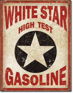 White Star Gasoline - 1999