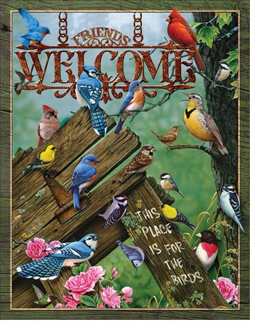 Welcome - Place for the Birds - 2002