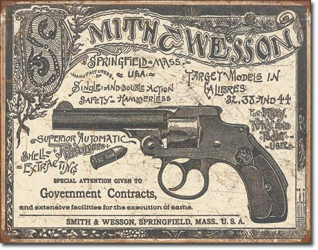S&W - 1892 Gov. Contracts - 2014