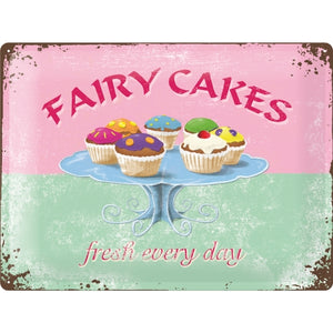 Fairy Cakes - Fresh Every Day