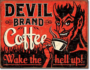 Devil Brand Coffee - 2042
