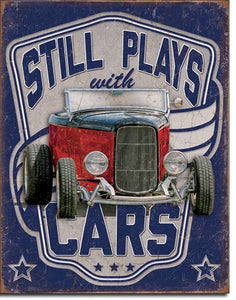Still Plays With Cars - 2064