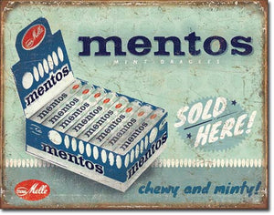Mentos - Sold Here - 2087