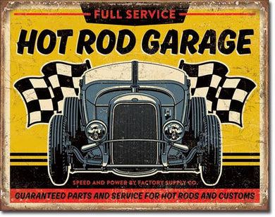 Hot Rod Garage - '32 Rod - 2105