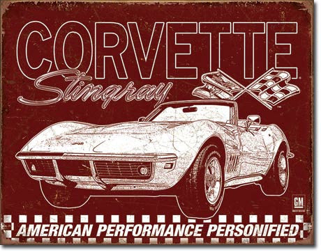 Corvette - 69 StingRay  - 2138