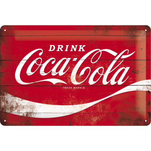 Coca-Cola - Logo Red Wave