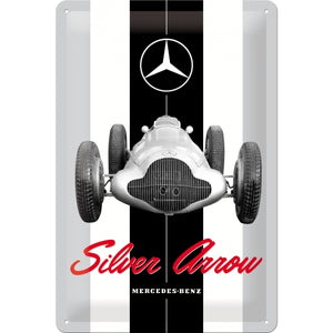 Mercedes Benz - Silver Arrow