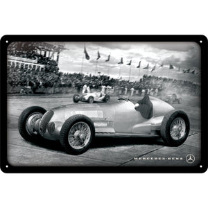 Mercedes Benz - Silver Arrow Racing Photo