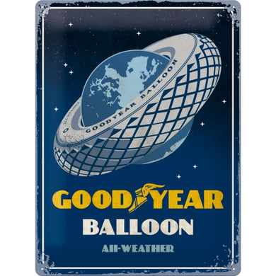 Goodyear - Ballon Tire