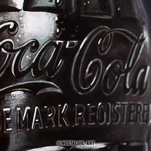 Coca-Cola Special Edition Snow Black Bottle