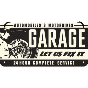 Garage - Let Us Fix It