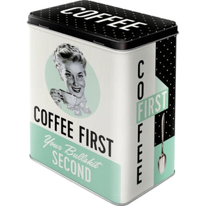 Coffee First - Box