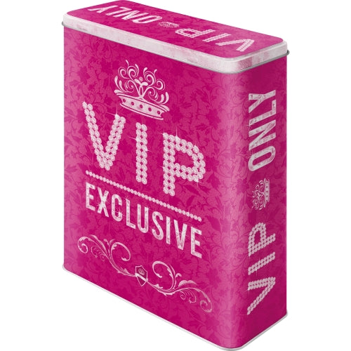 VIP Pink Only - Box XL