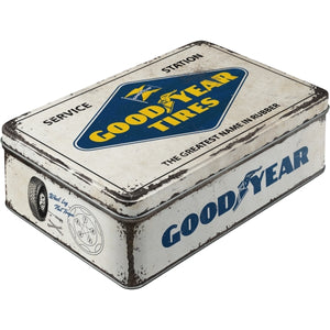 Goodyear - Logo White - Box