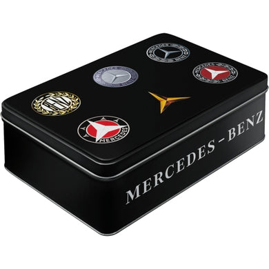 Mercedes-Benz - Logo Evolution - Box