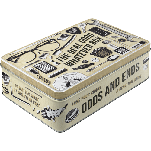 Whatever Odds & Ends - Box