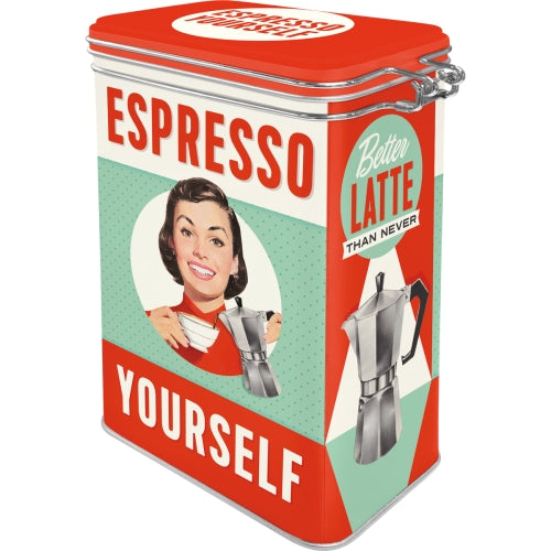 Espresso Yourself - Box