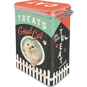 Cat Treats Good Boy - Þurrvörubox