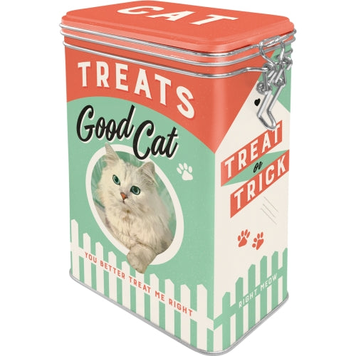 Cat Treats Good Boy - Box