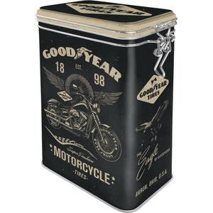 Goodyear Motorcycles - Þurrvörubox