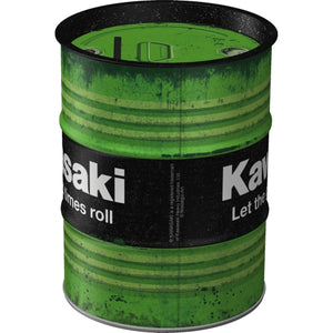 Kawasaki - Let the good times roll - Seðlatunna - Box