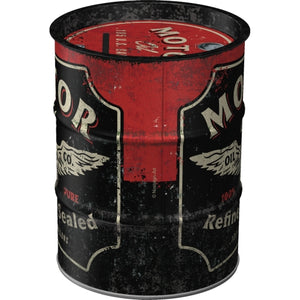 Motor Oil - Seðlatunna - Box