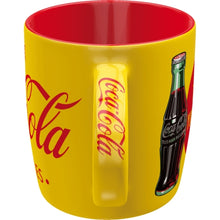 Bolli - Coca Cola - In Bottles Yellow