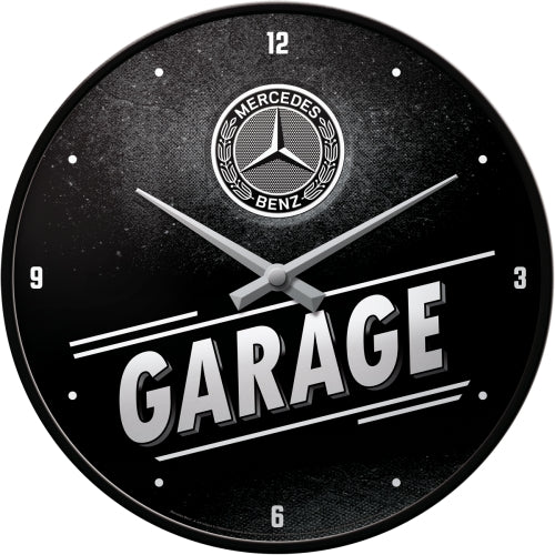 Klukka - Mercedes-Benz - Garage