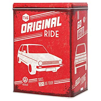 VW Golf - The Original Ride - Box