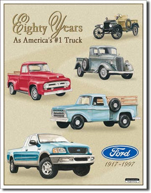 FORD TRUCKS - 80 YR TRIBUTE - 712