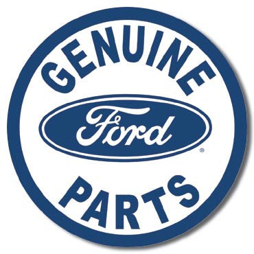 Ford Parts - Round - 791
