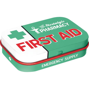 Myntubox - First Aid Green