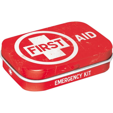Myntubox - First Aid Red