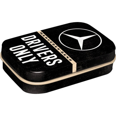 Myntubox - Mercedes Benz - Drivers Only