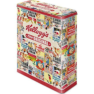Kellogg's The Original Collage - Box