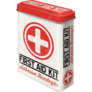 First Aid Kit - Plástrabox
