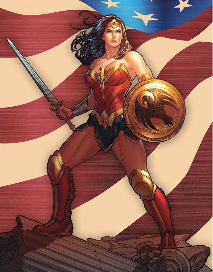 Wonder Woman Sword - 2430