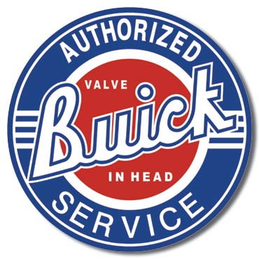 Buick Service - Round  - 185