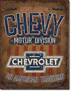 Chevy - American Tradition - 2204