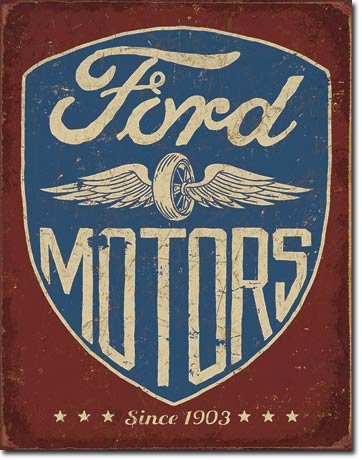 Ford Motors - Since 1903-  2205