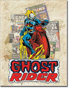 Ghost Rider - Cover Splash -  2207