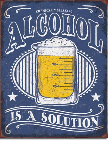 Alcohol - Solution - 2237