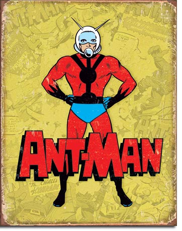 Ant-Man Retro - 2240