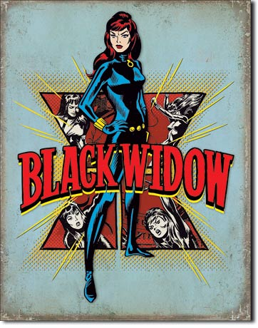 Black Widow Retro - 2242