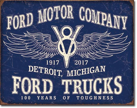 Ford Trucks - 100 Years - 2245